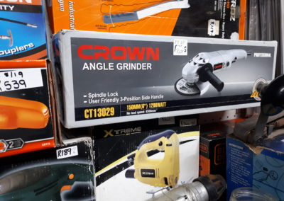 Crown Angle Grinder