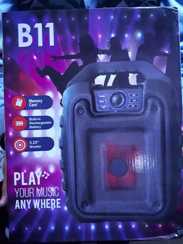 B11 Speaker