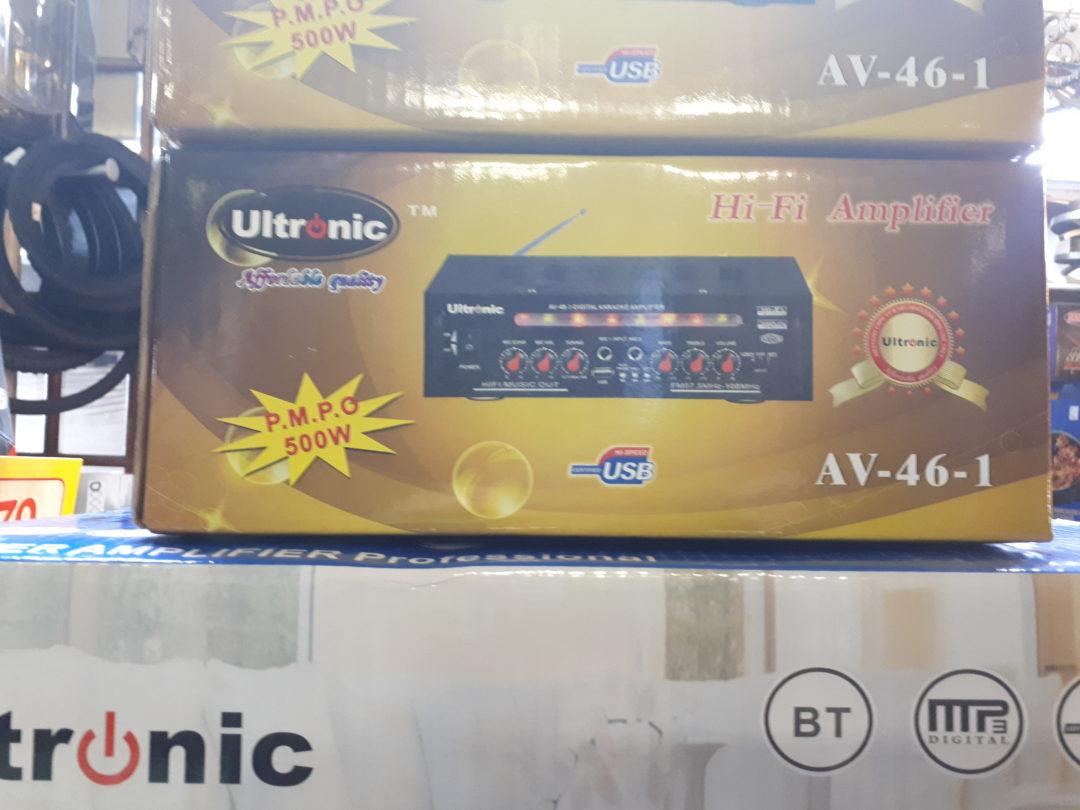 Ultronic Amplifier