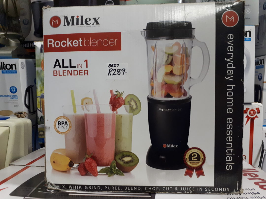 Milex Rocket Blender